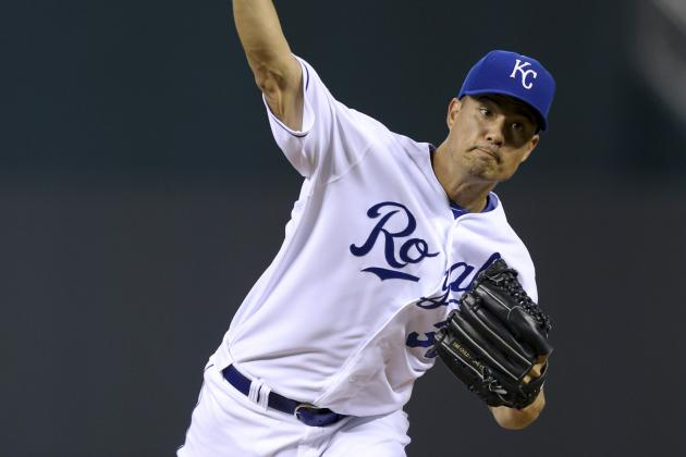 Royals Interested in Guthrie but Looking Elsewhere as He Gauges FA Market