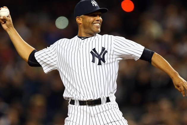 Yankees Expected to Ask Mariano Rivera to Take a Pay Cut