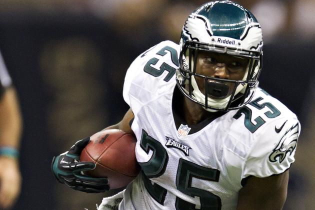 LeSean McCoy Not Practicing Because of an Illness