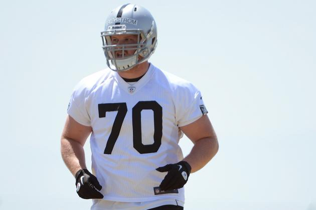 Raiders' Top Draft Choice About to Get a Look?