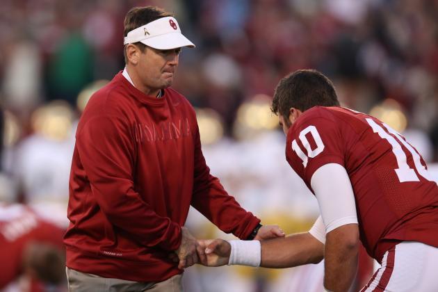 Oklahoma football: How Bud Wilkinson and Bob Stoops are most alike