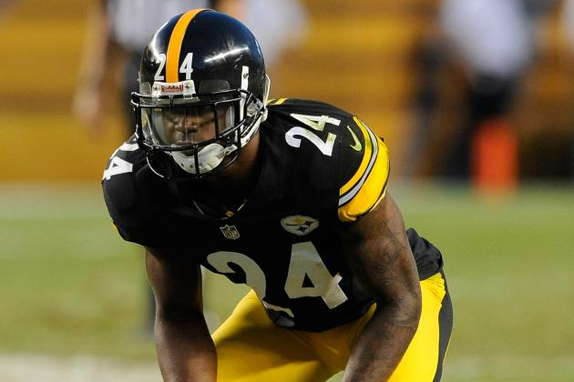 Steelers Cornerback Taylor Named AFC Defensive Player of the Week