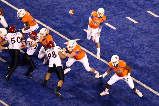 Boise State Football: The Broncos' Diminished Defense Needs Increased Offense