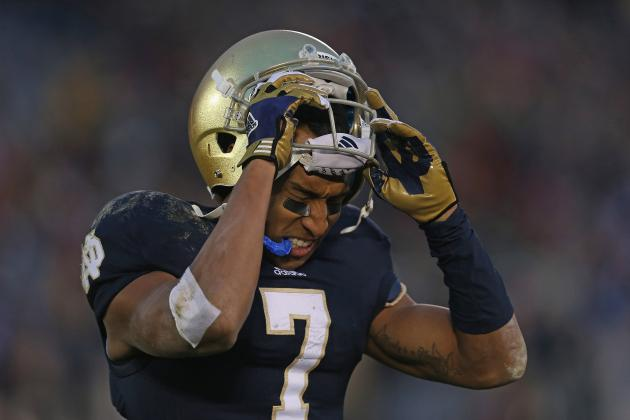 Notre Dame Football: Ranking Upset Likelihood in Remaining Games
