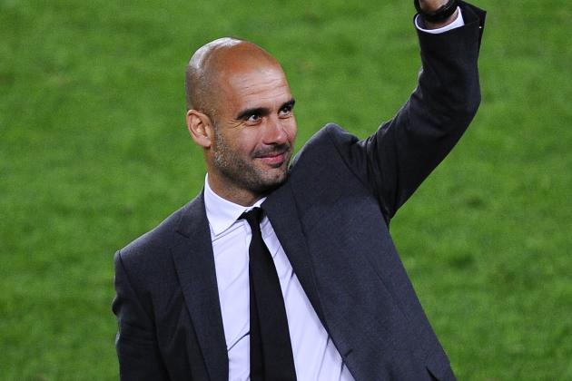 Guardiola's Agent Refuses to Rule out AC Milan Move