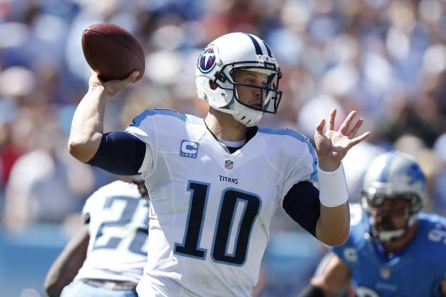 Why the Titans Must Start Jake Locker over Matt Hasselbeck