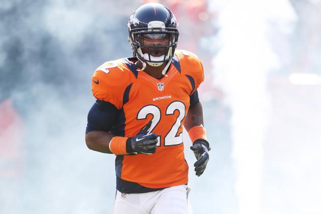 Broncos' Tracy Porter Absent Wednesday from Practice
