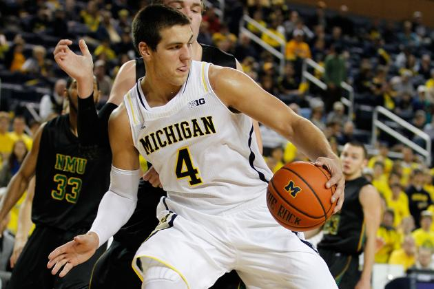 Michigan Basketball: Why Fans Should Be Excited to Watch Mitch McGary