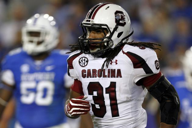 With SEC Title Hopes Gone, South Carolina Still Chasing Goals