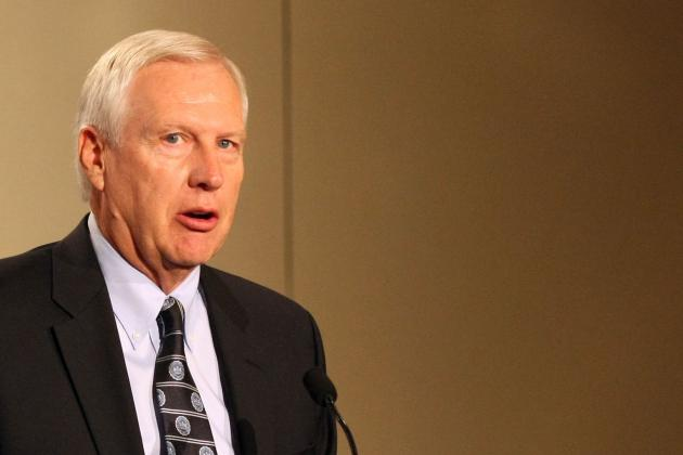 Penn State President Says Accepting NCAA Sanctions His Toughest Decision