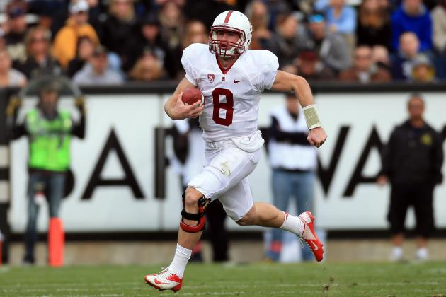 OSU-Stanford an Intriguing QB Matchup