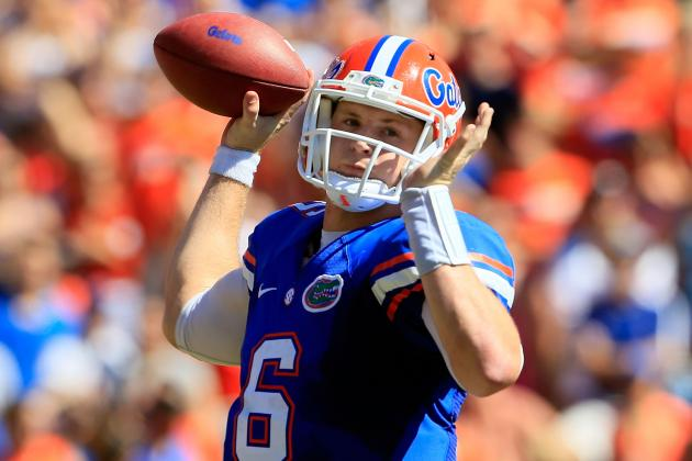 Column: Gators Should Air It out