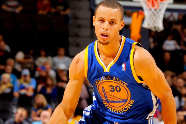 Warriors Have Little Worry About Curry