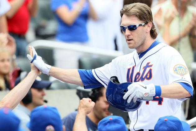 New York Mets Announce Release of Outfielder Jason Bay