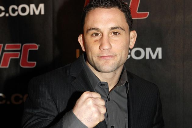 UFC Ex-Champ Frankie Edgar to Join 'Jersey Shore' Cast for Sandy Benefit