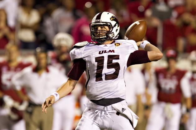 ULM vs. Arkansas State: Key Conference Clash Is Must-See Game