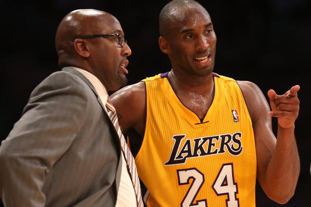 Changes Mike Brown Must Make to Fix Sputtering Lakers Offense