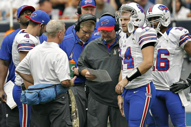 Buffalo Bills State of the Union: Where Does the Team Stand Headed into Week 10?
