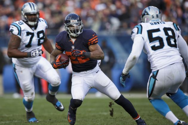 Fantasy Football 2012: Matt Forte and Week 10 Busts in the Making