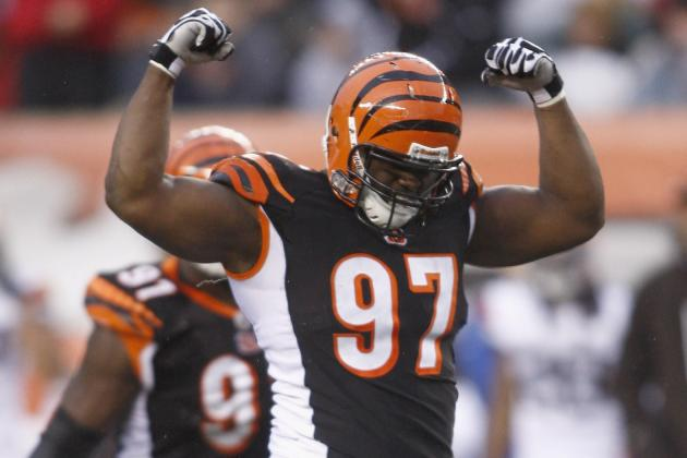 Cincinnati Bengals: Geno Atkins, AJ Green to Break Franchise Records?