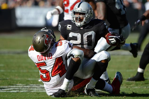 Darren McFadden's Injury: A Look at the Dreaded High Ankle Sprain