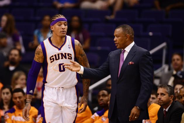 How Michael Beasley Can Finally Find His Groove With the Phoenix Suns