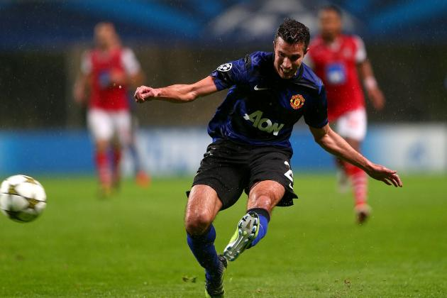 Champions League: Manchester United Player Ratings vs Braga