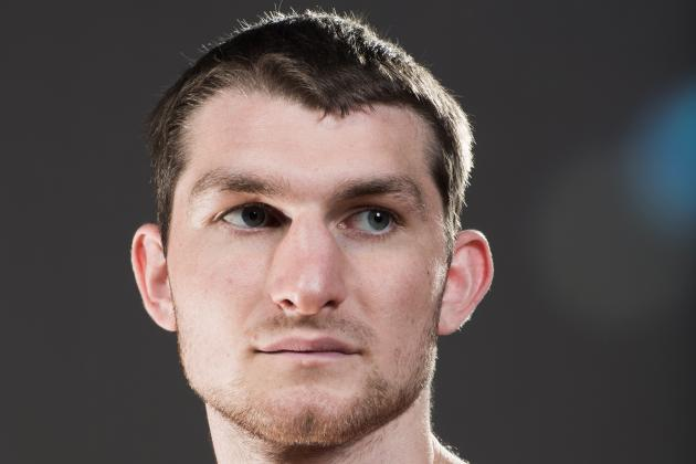 Tyler Zeller out Indefinitely with Concussion, Broken Cheekbone