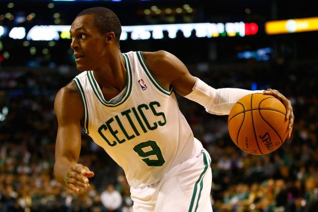 Rajon Rondo Teaches Math at Boston Area High School