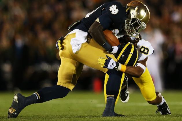Notre Dame Football: Big Ten Is Hurting Fighting Irish's BCS Championship Bid