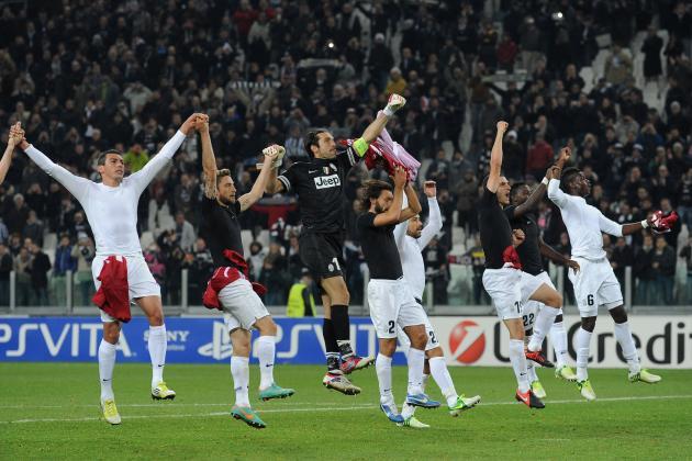 UEFA Champions League Review: Juventus Make a Statement Against Nordsjælland