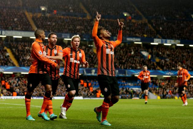 Chelsea vs Shakhtar Donetsk: Ukrainian Side Still Strong Contenders Despite Loss