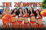 20 Hottest CFL Cheerleaders of 2012