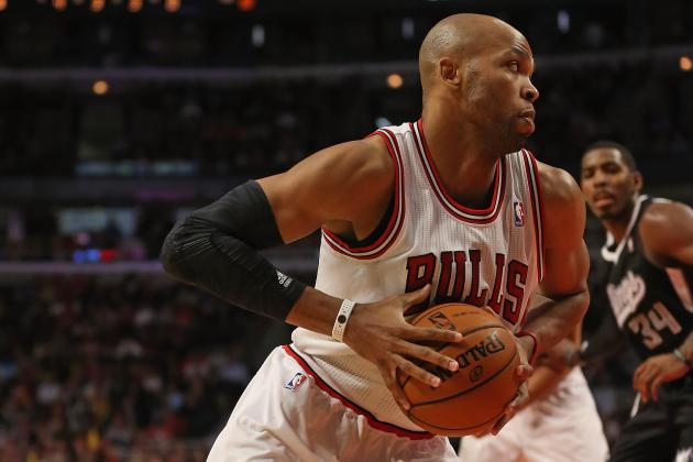 Backups Help Bulls Pull Away in Fourth