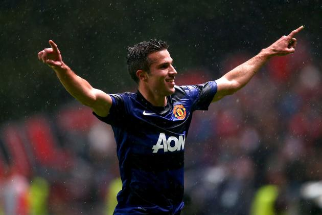 Manchester United vs. Braga: RvP Inspires Another Red Devils' Comeback