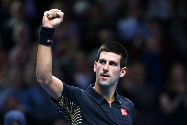 ATP World Tour Finals 2012: Day 3 Scores, Results and Recap