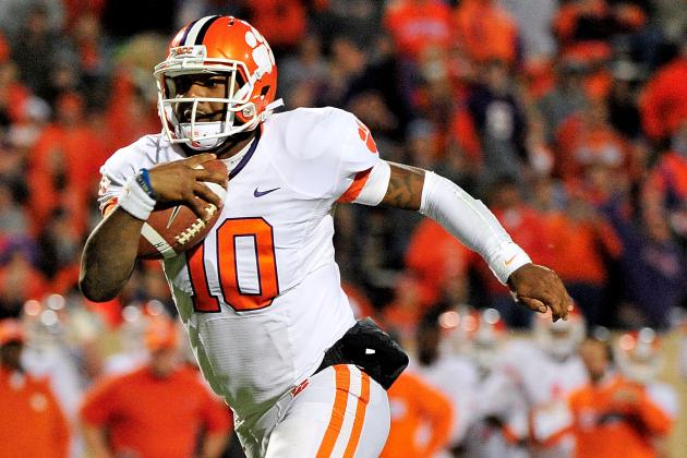 Lighter, Improved Tajh Boyd Putting Sophomore Swoon Behind