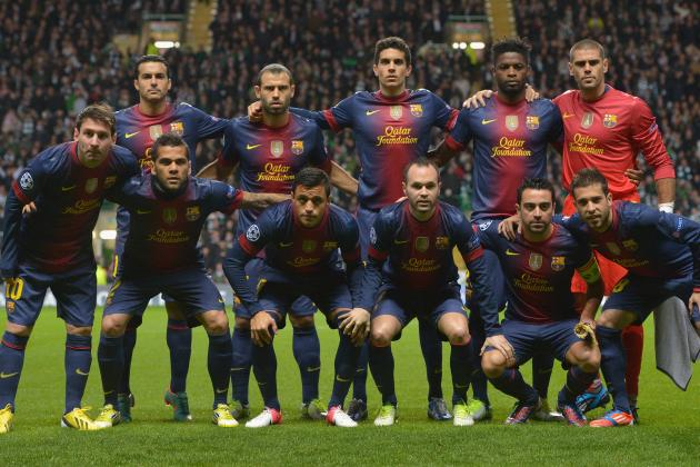 Barcelona vs. Celtic: Barca Still Top Champions League Contender Despite Upset