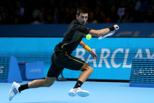 ATP World Tour Finals 2012 Results: Novak Djokovic Affirms Favorite Status