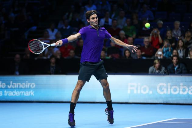 ATP World Tour Finals 2012: Previewing the Day 4 Singles Matchups