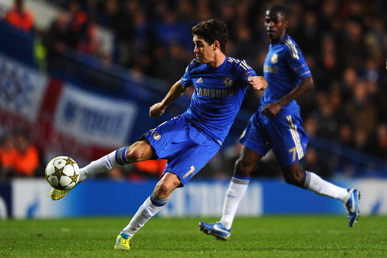 Oscar: Why Chelsea Youngster Has Been the Star of the Champions League