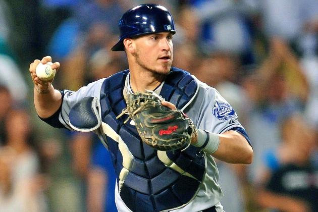 Yasmani Grandal Suspended 50 Games by MLB for Testing Positive for Testosterone