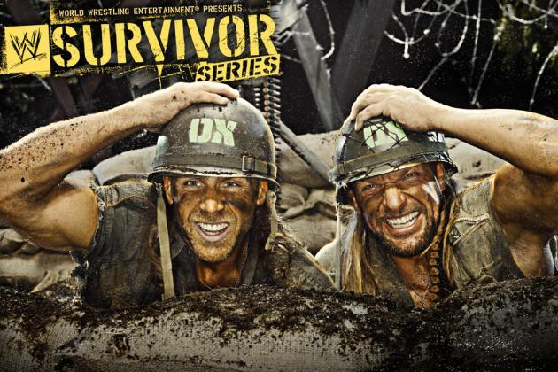WWE Survivor Series 2012: Is It Time to Retire This PPV or Reinvent It?