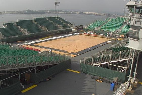 Carrier Classic Court All Set