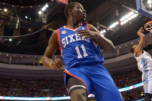 NBA Gamecast: 76ers vs. Hornets