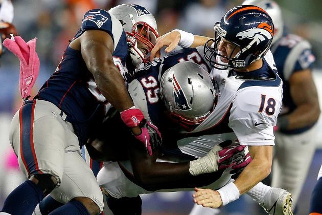 Breaking Down Patriots' Pass-Rush Concerns: Where Is New England's Pressure?