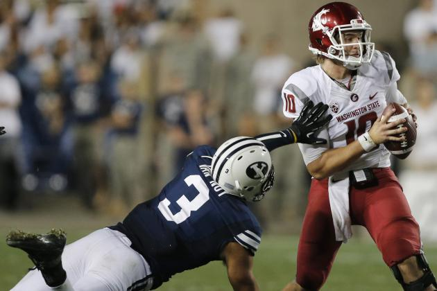 BYU Football: Kyle Van Noy Undecided on Returning for Senior Season