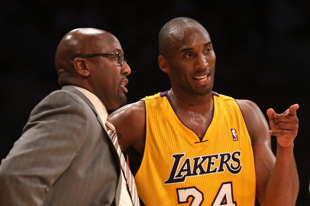 Mike Brown's Lineup Experimentation Step in Wrong Direction for L.A. Lakers