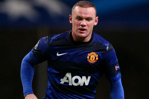 Rooney: Let's Kick on Now