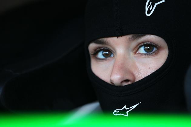 Danica Patrick: Can She Make Some Noise with Her Last Cup Test at Phoenix?